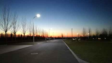 asphalt dark dawn dusk